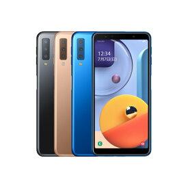 Galaxy A7 simフリー スマホ 本体 新品 スマートフォン 本体 楽天モバイル 端末のみ 楽天モバイル対応