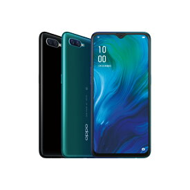 OPPO Reno A 128GB simフリー スマホ 本体 新品 スマートフォン 本体 楽天モバイル 端末のみ 楽天モバイル対応