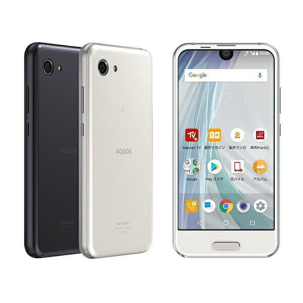 【セット販売端末】AQUOS R compact SH-M06+SIMカード(契約事務手数料込み)【アクオス】【楽天モバイル】【送料無料】【SIMフリー】【格安スマホ】