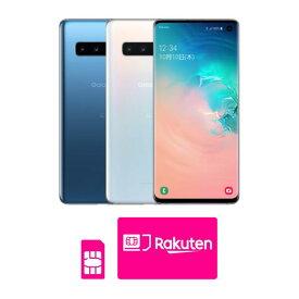 Galaxy S10+Rakuten UN-LIMITプランセット(事務手数料3300円込)【15000円相当のポイント還元】