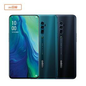 【セット販売端末/au回線】Reno 10x Zoom+SIMカード(契約事務手数料込み)[OPPO/オッポ] [楽天モバイル] [送料無料]