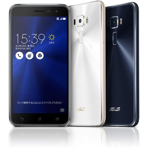 【セット販売端末】ZenFone 3+SIMカード(事務手数料込み)【楽天モバイル】 【送料無料】【SIMフリー】【格安スマホ】【ASUS エイスース】【デュアルSIM】【4K】