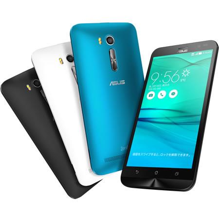 【セット販売端末】ZenFone Go+SIMカード(事務手数料込み)【楽天モバイル】 【SIMフリー】【格安スマホ】【キッズモード】【エイスース ゼンフォン】【送料無料】