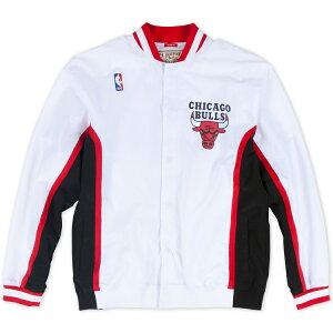 ミッチェル & ネス NBA シカゴ ブルズ 1992-93 オーセンティック ウォームアップシャツ(ジャケット)/ Mitchell & Ness Chicago Bulls Authentic Warm UP Shooting Shirts