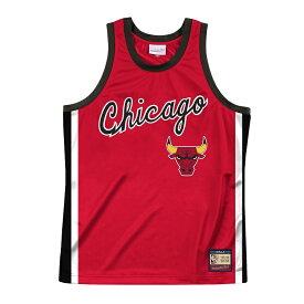 【最大650円OFFクーポン】ミッチェル&ネス NBA シカゴ・ブルズ 1975-84 ヘリテージ タンクトップ ジャージー / Mitchell & Ness Chicago Bulls Team Heritage Tank /