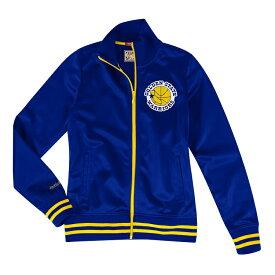 ミッチェル&ネス NBA ゴールデンステイト・ウォリアーズ トラックジャケット レディース メンズ/ Golden State Warriors Women's Track Jacket/ Mitchell & Ness (ミッチェル&ネス)