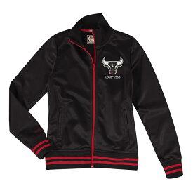 ミッチェル&ネス NBA シカゴ・ブルズ トラックジャケット レディース メンズ/ Chicago Bulls Women's Track Jacket/ Mitchell & Ness (ミッチェル&ネス)