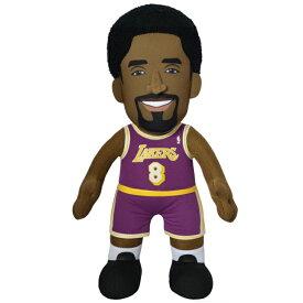 """【最大650円OFFクーポン】NBA ロサンゼルス・レイカーズ コービー・ブライアント #8 10インチ ぬいぐるみ / Bleacher Creatures 10"""" Plush Figure / Los Angeles Lakers Kobe Bryant"""