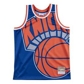ミッチェル&ネス NBA ニューヨーク・ニックス ビッグロゴ スウィングマン ジャージー / Mitchell & Ness New York Knicks Big Face Swingman Fashion Jersey /