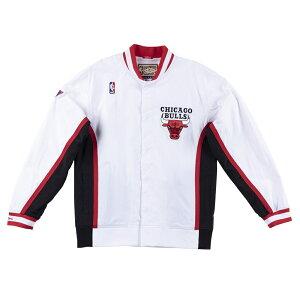 ミッチェル & ネス NBA シカゴ ブルズ 1996-97 オーセンティック ウォームアップシャツ(ジャケット)/ Mitchell & Ness Chicago Bulls Authentic Warm UP Jacket