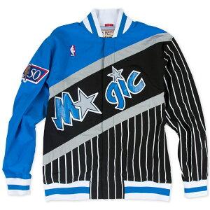ミッチェル & ネス NBA オーランド・マジック 1996-97 オーセンティック ウォームアップシャツ(ジャケット)/ Mitchell & Ness Orlando Magic Authentic Warm UP Jacket