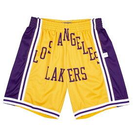 【最大650円OFFクーポン】ミッチェル&ネス NBA ロサンゼルス・レイカーズ Blown Out ファッションショートパンツ(ハーフパンツ) / Mitchell & Ness Los Angeles Lakers Blown Out Fashion Shorts