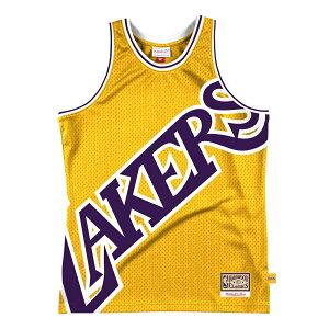 ミッチェル&ネス NBA ロサンゼルス・レイカーズ Blown Out ファッションジャージー / Mitchell & Ness Los Angeles Lakers Blown Out Fashion Jersey