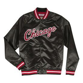 ミッチェル & ネス NBA シカゴ ブルズ サテンジャケット / Mitchell & Ness Chicago Bulls Tough season satin Jacket
