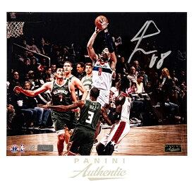 """八村塁 直筆サイン入り 16x20インチ 「TRAFFIC」 フォトポスター 世界88枚限定エディション NBA ワシントン・ウィザーズ 【フレームなし】 / RUI HACHIMURA 16 X 20 """"TRAFFIC"""" PHOTOGRAPH LIMITED EDITION TO 88 / Panini NBA メモラビリア"""