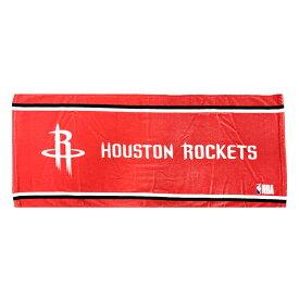 NBA ヒューストン・ロケッツ フェイスタオル / スポーツタオル Houston Rockets