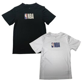 NBA ジュニア ロゴマンTシャツ 子ども服 / キッズ バスケットボール