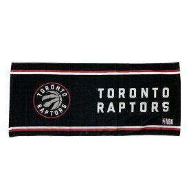 【最大650円OFFクーポン】NBA トロント・ラプターズ フェイスタオル / スポーツタオル Toronto Raptors
