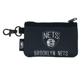 【最大650円OFFクーポン】NBA ブルックリン ネッツ ネオプレーンコインケース / Brooklyn Nets