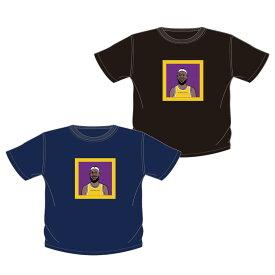 Basketball Junky KING Basketball+23ルーズシルエットDryTEE / 運動用 ドライTシャツ ブラック ネイビー S,M,L,XL