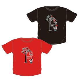 Basketball Junky 赤い風船と漢ルーズシルエットDryTEE / 運動用 ドライTシャツ ブラック レッドネイビー S,M,L,XL