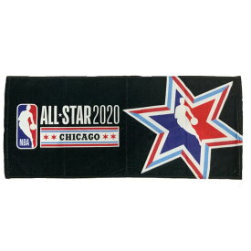 【楽天でしか買えない!】NBA ALL-STAR 2020 CHICAGO デザインフェイスタオル (スポーツタオル)/ オールスター シカゴ