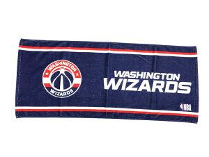 NBA ワシントン・ウィザーズ フェイスタオル / Washington Wizards 八村塁 スポーツタオル バスケットボール ファングッズ 吸汗速乾