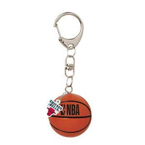 NBA ボール型キーホルダー シカゴ ブルズ / Cicago Bulls