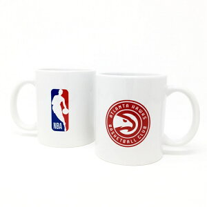 NBA アトランタ ホークス マグカップ (コーヒーカップ / ティーカップ) Atlanta Hawks 【国内正式ライセンス商品】