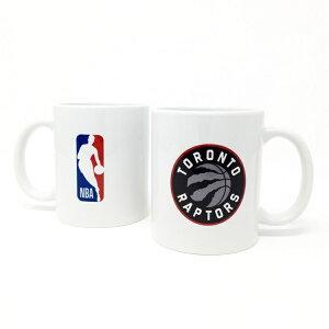 NBA トロント ラプターズ マグカップ (コーヒーカップ / ティーカップ) Toronto Raptors 【国内正式ライセンス商品】