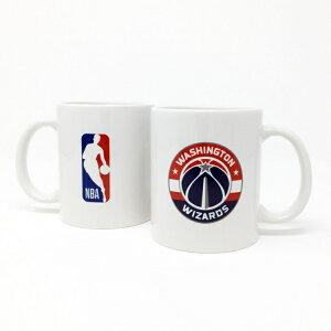 NBA ワシントン ウィザーズ マグカップ (コーヒーカップ / ティーカップ) Toronto Raptors 【国内正式ライセンス商品】