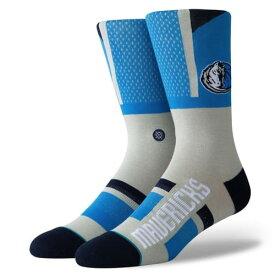 STANCE(スタンス) SHORTCUT MAVERICKS 2ソックス NBAカジュアルコレクション / ダラス・マーベリックス スポーツスタイル ファッション 靴下 バスケットボール / Dallas Marvericks メンズ