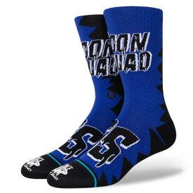 STANCE GOON SQUADソックス SPACE JAMコラボコレクション / NBA レブロン・ジェームズ LeBron James スタンス メンズ 靴下