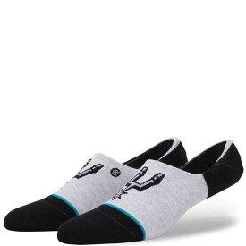 【最大650円OFFクーポン】STANCE(スタンス)SPURS INVISIBLE ソックス NBAカジュアルコレクション / サンアントニオ スパーズ San Antonio Spurs スポーツスタイル ファッション 靴下 バスケットボール メンズ