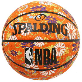 Spalding(スポルディング) NBA キク ラバーボール 6号球 / 6号バスケットボール