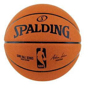 オフィシャル NBA レプリカボール 7号球 Spalding(スポルディング) 公式試合球レプリカ / 7号バスケットボール ラバー