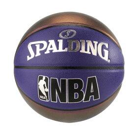 NBA公式 SPALDING 7号球 バスケットボール パール コンポジット / 合成皮革 スポルディング