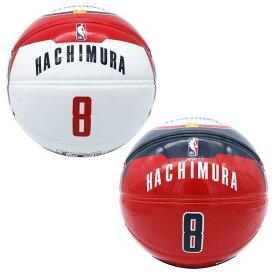 【楽天別注】Spalding 八村 塁 ウィザーズジャージーボール 1.5号球 (ホワイト、レッド) / NBA ワシントン・ウィザーズ バスケットボール スポルディング インテリア ファングッズ サインボール
