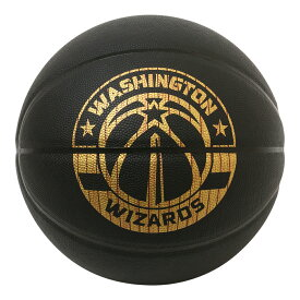 Spalding NBA公式 バスケットボール 7号球 ハードウッドシリーズ ワシントン・ウィザーズ 合成皮革 / 屋内用に最適 Washington Wizards スポルディング