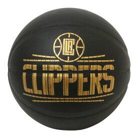 Spalding NBA公式 バスケットボール 7号球 ハードウッドシリーズ ロサンゼルス・クリッパーズ 合成皮革 / Los Angeles Clippers 屋内用に最適 スポルディング