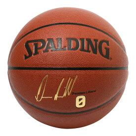 Spalding NBA公式 バスケットボール 7号球 ダミアン・リラード 合成皮革 / Portland Trail Blazers シグネチャーボール ポートランド・トレイルブレイザーズ 屋内用に最適 Damian Lillard スポルディング
