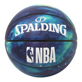 Spalding NBA公式 バスケットボール 7号球 スター 合成皮革 / 屋内用に最適 スポルディング