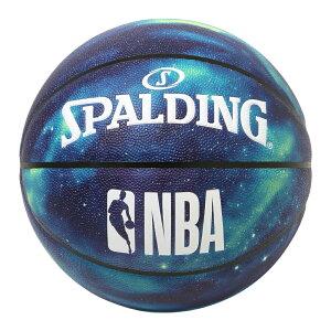 【最大650円OFFクーポン】Spalding NBA公式 バスケットボール 7号球 スター 合成皮革 / 屋内用に最適 スポルディング