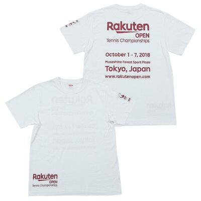 RakutenOpenTシャツホワイト