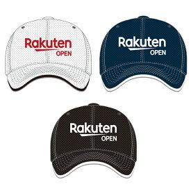 Rakuten Open 2019 オフィシャル メッシュキャップ