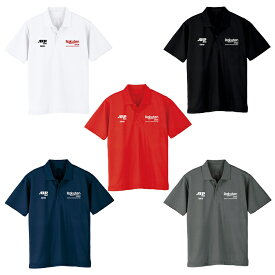 Rakuten Open 2019 オフィシャル ロゴ ポロシャツ / ホワイト ブラック ネイビー グレー レッド