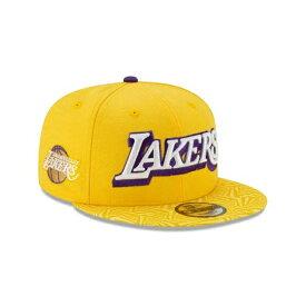NBA ニューエラ キャップ New Era City Serirs 19 ロサンゼルス・レイカーズ Los Angeles Lakers 9FIFTY 帽子 メンズ