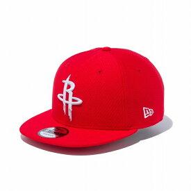 ニューエラ キャップ New Era NBA ヒューストン・ロケッツ Houston Rockets HEX TECH 9FIFTY 帽子 メンズ