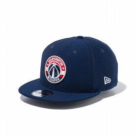 ニューエラ キャップ New Era NBA ワシントン ウィザーズ WASHINGTON WIZARDS 9FIFTY 帽子 メンズ