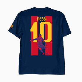 FCバルセロナ メッシ Tシャツ / メンズ レディース バルサ(FCB) Messi